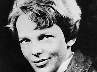 Ameila Earhart?