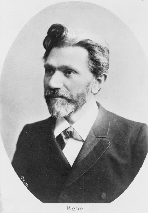 A Pioneering Male Socialist Feminist: The Recovery of August Bebel - August-Bebel-01