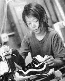 the working conditions in nike sweatshops