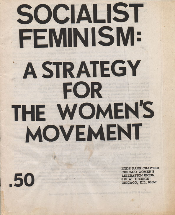 essay liberation socialism woman womens