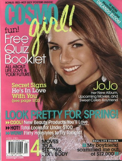 Seventeen Magazine: Cute Hairstyles, Celeb News, Fun Quizzes 100