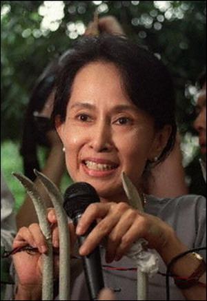 Asian female leaders